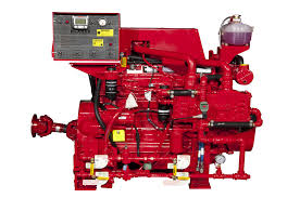Clarke Fire Doosan engine